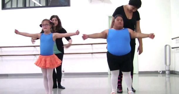 How A Former Ballet Dancer Formed An Incredibly Talented Dance Troupe For Kids With Down Syndrome